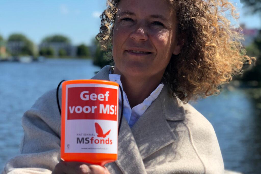 Meld je aan als collectant voor de MS collecteweek van het Nationaal MS Fonds