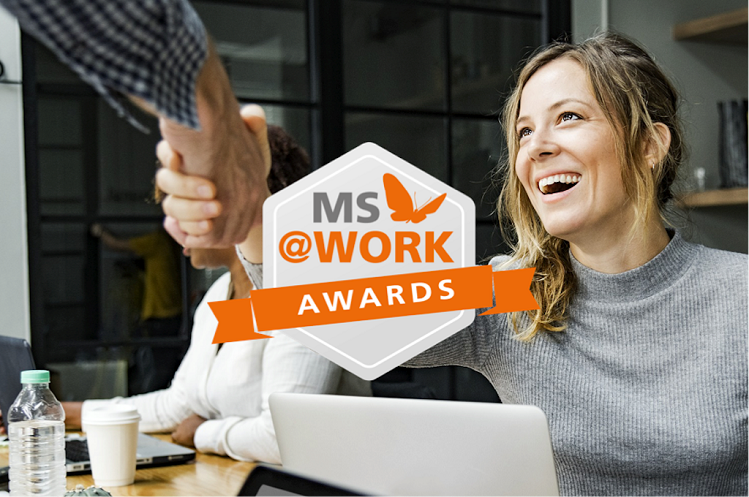 Nationale MS Dag - MS@Work Award